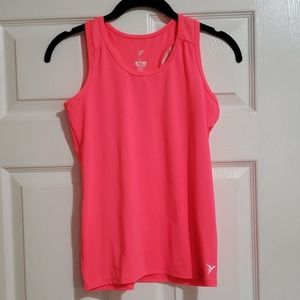 Activewear Girls Hot pink Old Navy top - size L